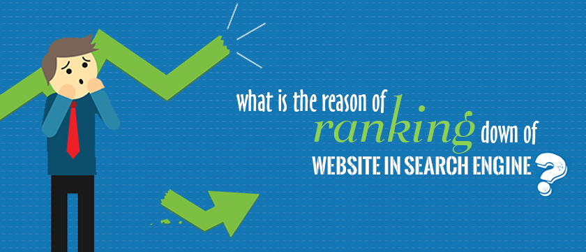 what-is-the-reason-of-ranking-down-of-website-in-search-engine